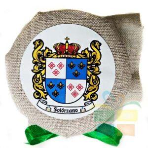 медовый подарок с гербом